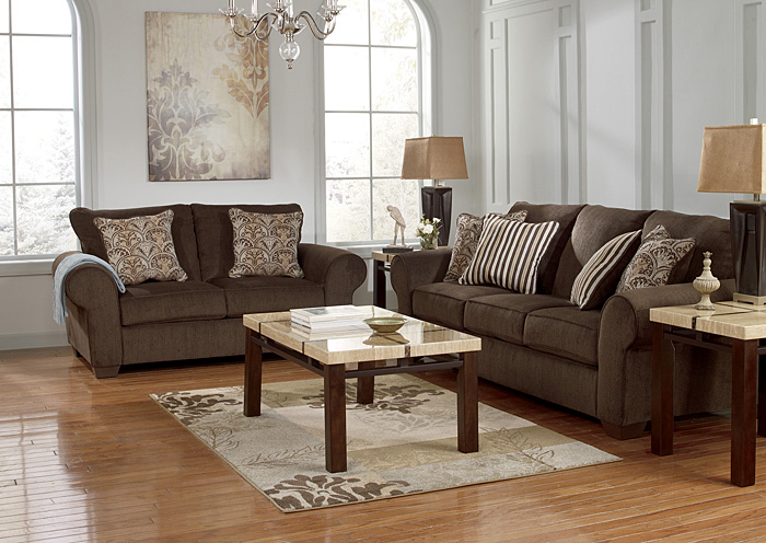 Jennifer Convertibles Sofas Sofa Beds Bedrooms Dining Rooms More Doralynn Java Sofa