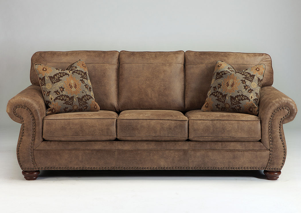 Jennifer Convertibles Sofas Sofa Beds Bedrooms Dining Rooms More Larkinhurst Earth Sofa