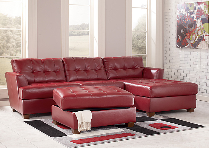 Jennifer Convertibles Sectional