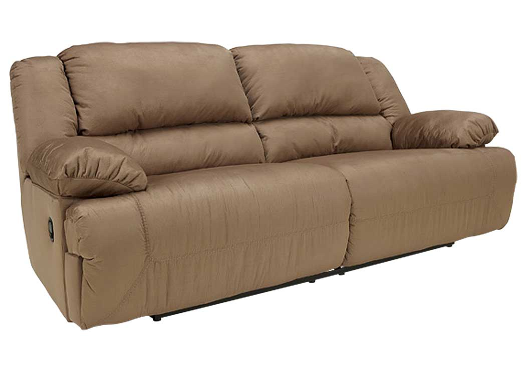 All brands furniture edison nj hogan mocha reclining for Ashley chaise lounge sofa