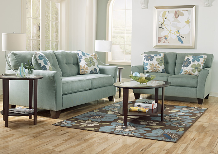 Jennifer convertibles sofas sofa beds bedrooms dining for Ashley kylee chaise lounge