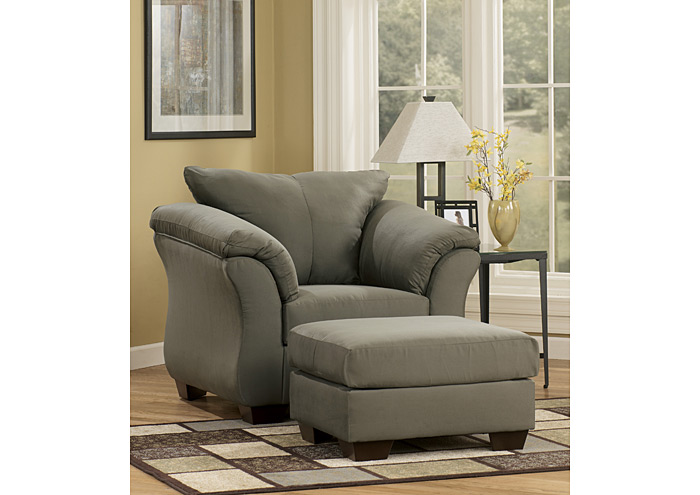 Best Buy Furniture And Mattress The Best For Less Darcy Sage Ottoman