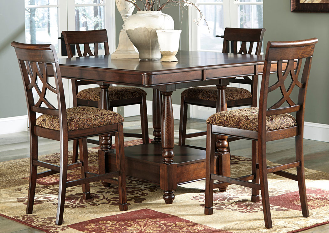 Counter Height Sofa Table : , Sofa Beds, Bedrooms, Dining Rooms & More! Leahlyn Counter Height ...