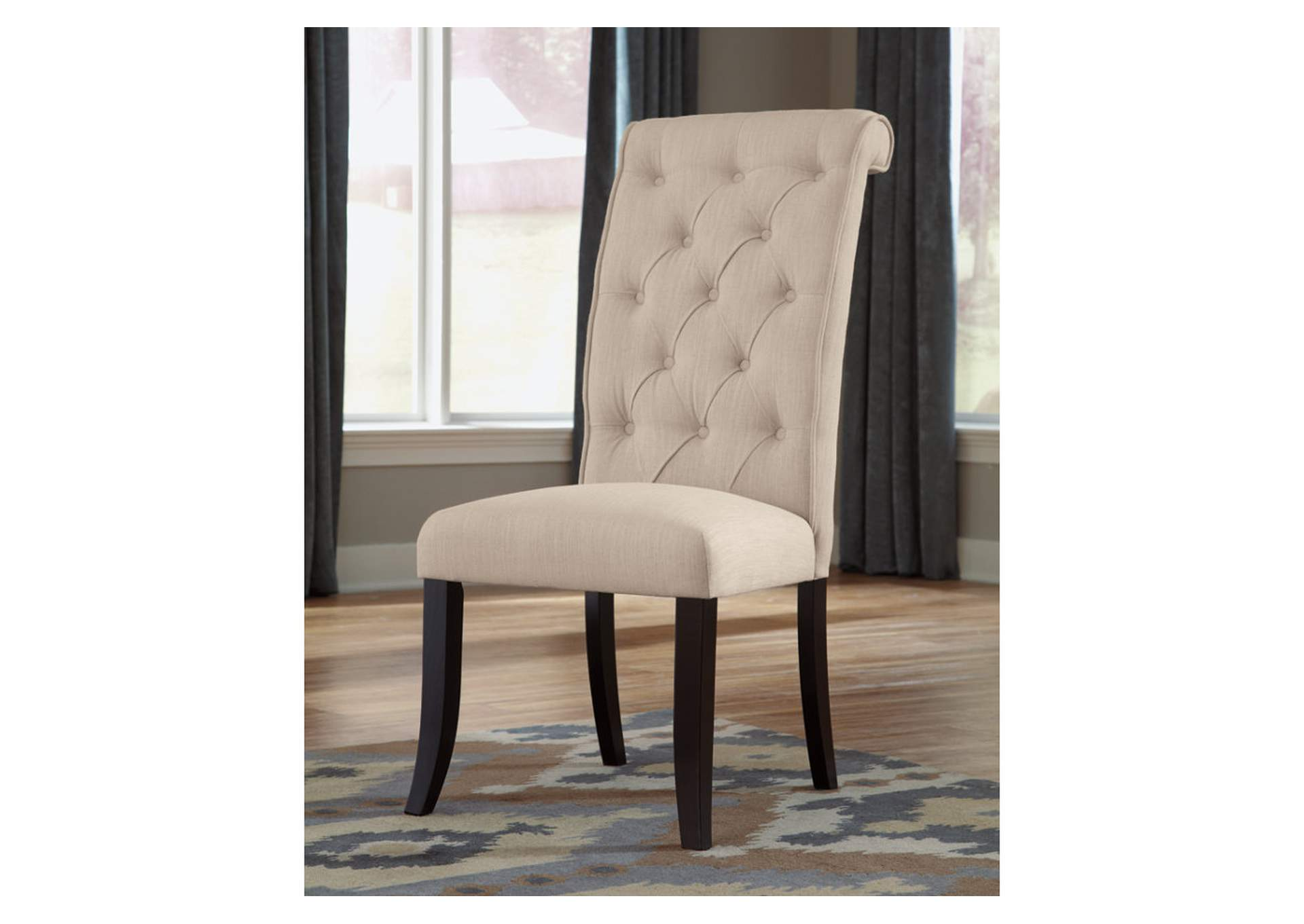 Ramos Furniture Tripton Upholstered Side Chair Set Of 2