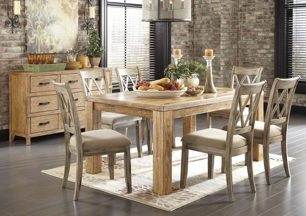 white wash dining table groups formal wood dining room set