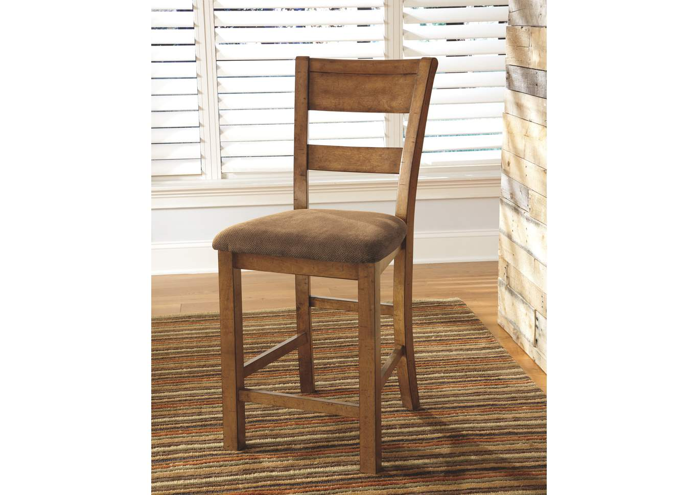 Best Buy Furniture And Mattress The Best For Less Krinden Upholstered Barstool Set Of 2