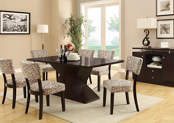 Dining table furniture chicago dining table chairs - Dining room furniture chicago ...