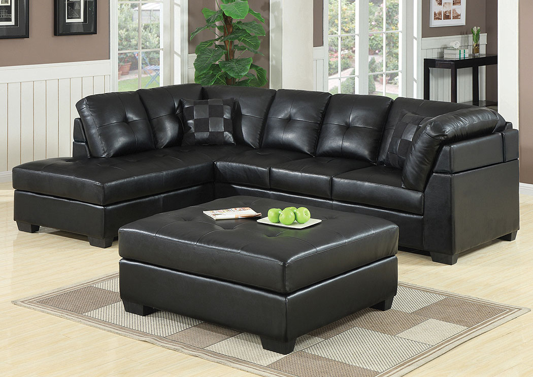Jennifer Convertibles Sofas Sofa Beds Bedrooms Dining Rooms More Darie Black Sectional