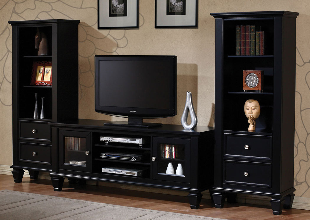 Jennifer Convertibles Sofas Sofa Beds Bedrooms Dining Rooms More Black Entertainment Center