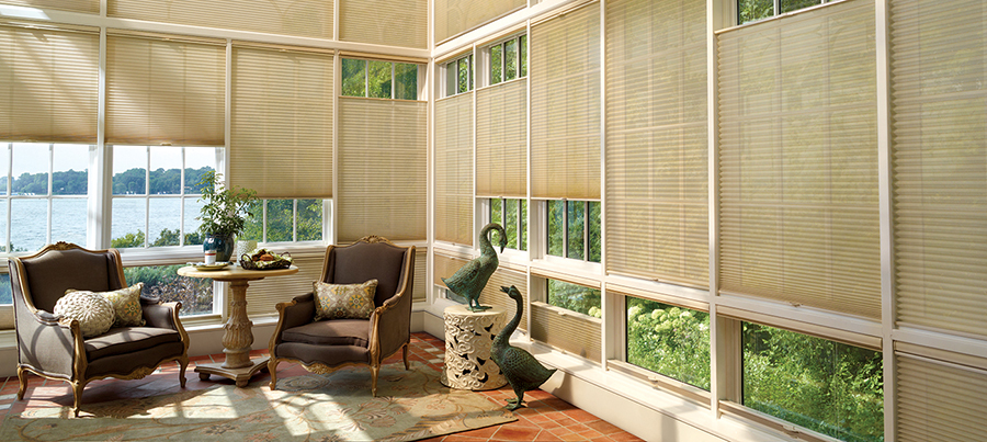 Hunter Douglas Top Down / Bottom Up Shades