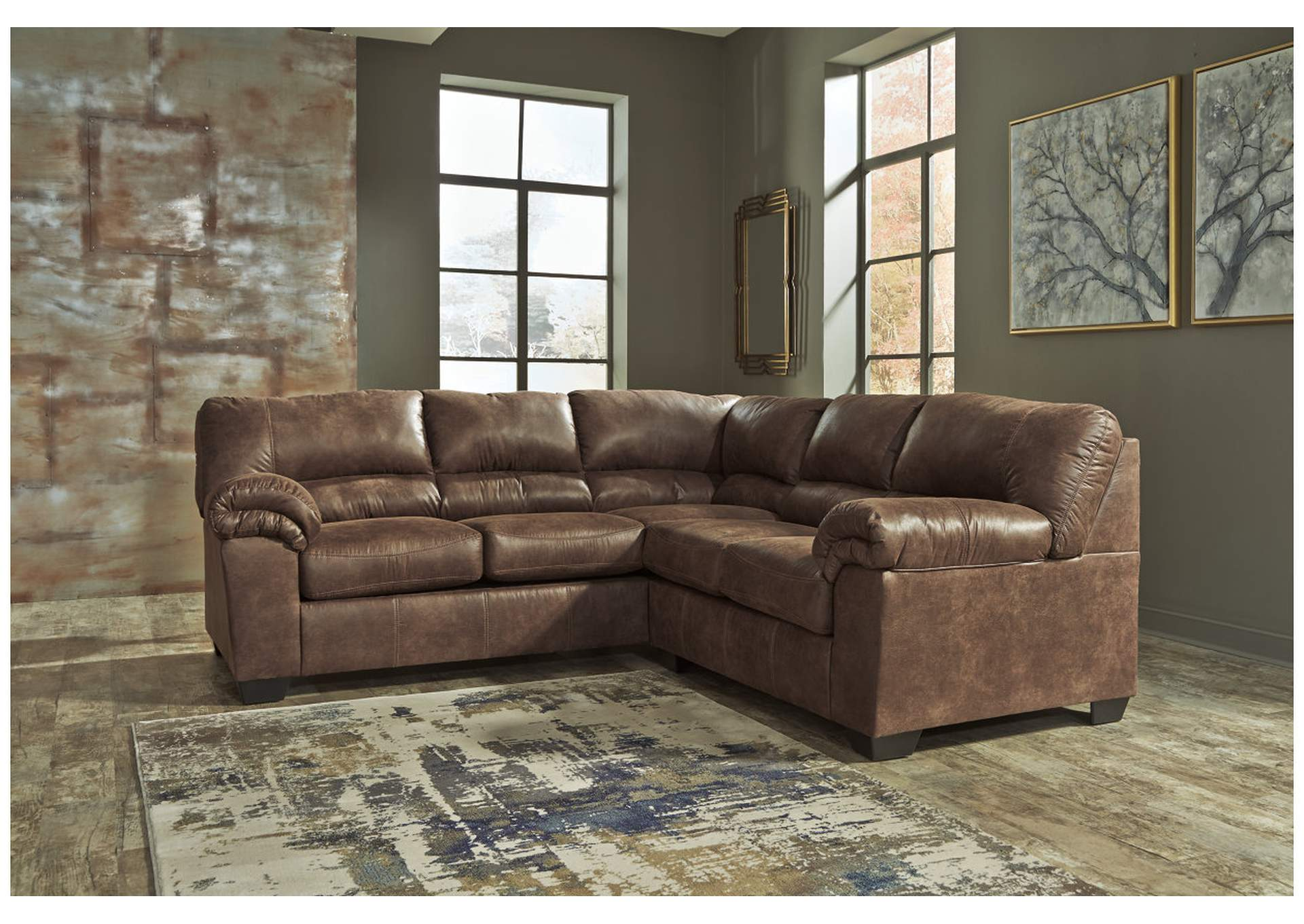 Bladen Coffee Right Facing Sectional,Signature Design By Ashley
