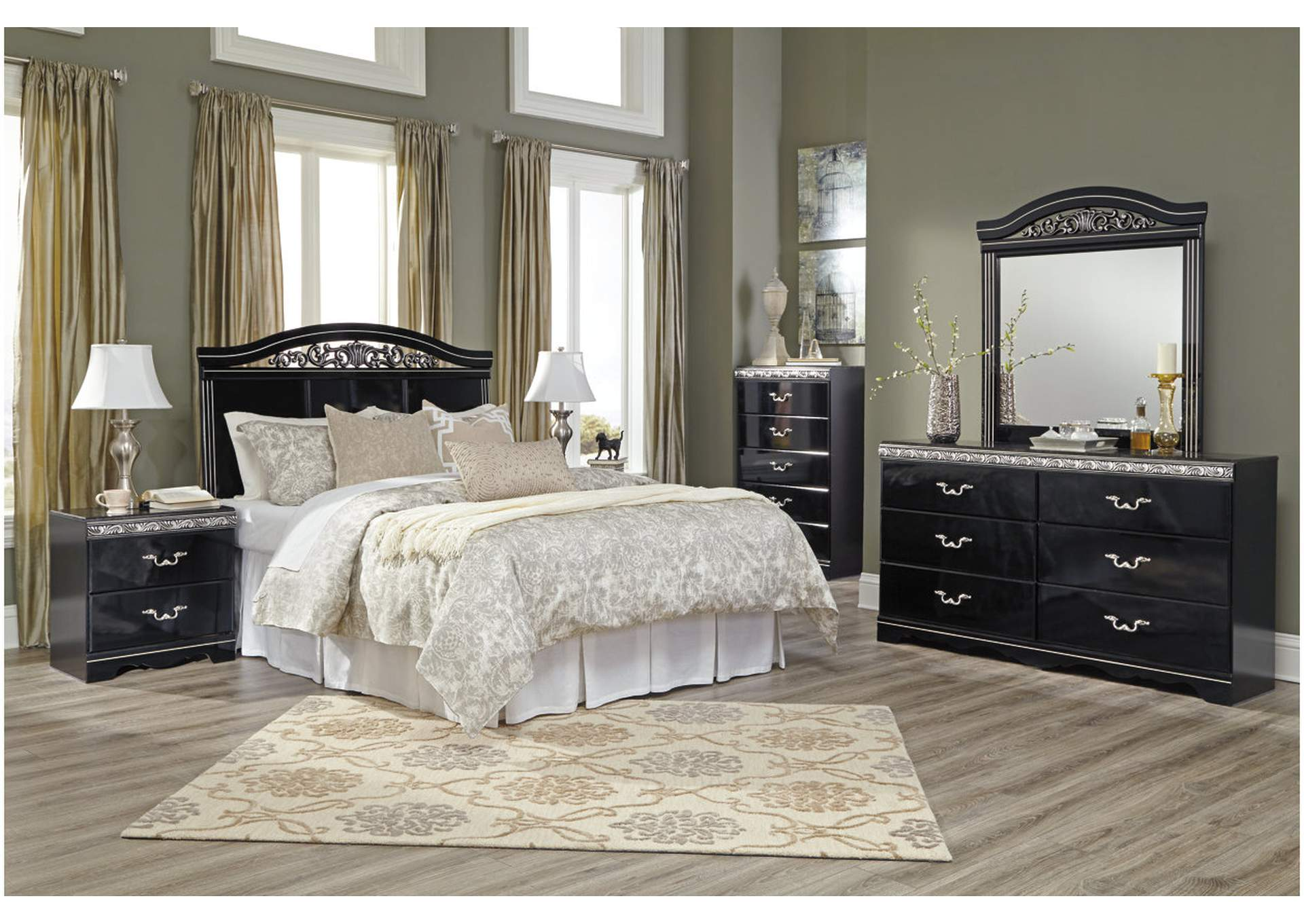 Constellations Queen/Full Panel Headboard,Signature Design By Ashley