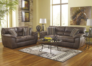 Pikara Gunsmoke Sofa & Loveseat