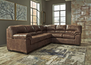 Bladen Coffee Left Facing Extended Sectional