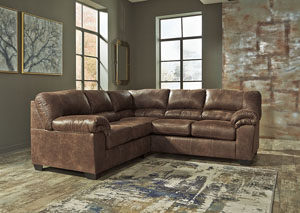Bladen Coffee Left Facing Sectional