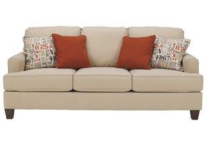Deshan Birch Sofa