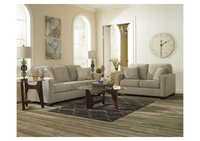 Alenya Quartz Sofa & Loveseat