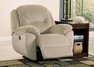 Maytime Putty Rocker Recliner