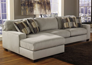Westen Granite Left Arm Facing Chaise End Sectional