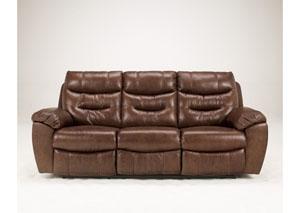 Arjen Copper Reclining Sofa
