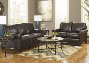 Nastas DuraBlend Bark Sofa & Loveseat