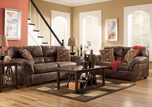 Frontier Canyon Sofa & Loveseat