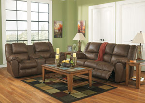 Quarterback Canyon Reclining Sofa & Loveseat