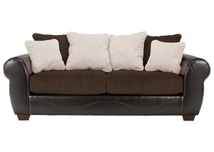 Voltage Chocolate Sofa