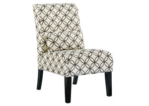 Annora Brown Accent Chair