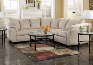 Darcy Stone Sectional