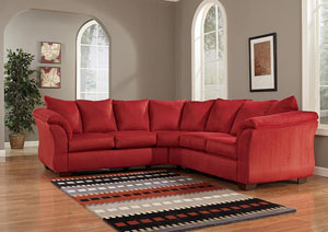 Darcy Salsa Sectional