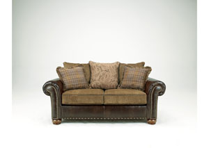 Briar Place Antique Loveseat