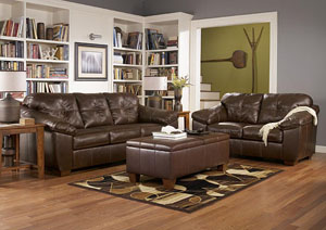 San Lucas Harness Sofa & Loveseat