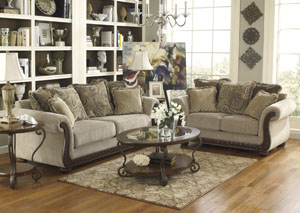 Gracie-Anne Barley Sofa & Loveseat