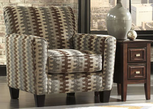 Tivona Platinum Accent Chair