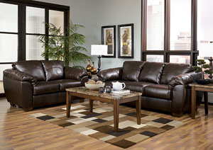 DuraBlend Cafe Sofa & Loveseat