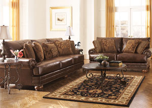 DuraBlend Antique Sofa & Loveseat