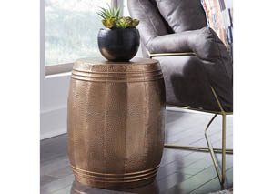 Elazer Copper Stool
