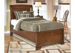 Alea Twin Sleigh Bed