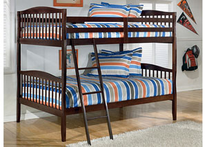 Rayville Full/Full Bunk Bed