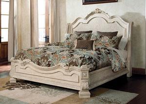Ortanique Queen Sleigh Bed