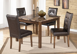 Theo 5 Piece Dinette Set