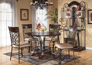 Alyssa Round Dining Table