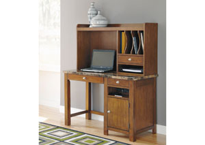 Theo Office Desk & Hutch
