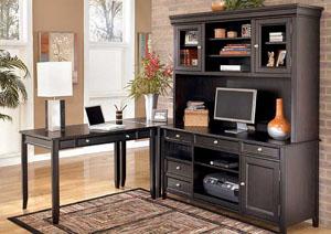 Carlyle Corner L-Shape Desk