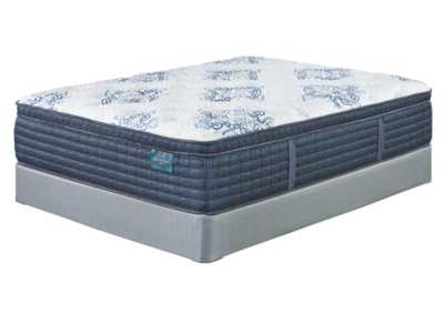 Mt. Dana Euro Top White California King Mattress