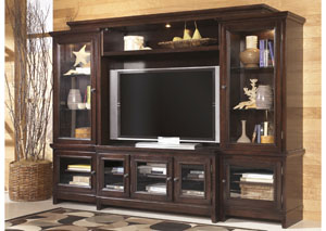 Martini Suite Entertainment Center
