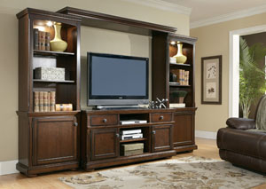 Porter Large Entertainment Center