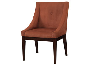 Terracotta Accent Chair (Set of 2)