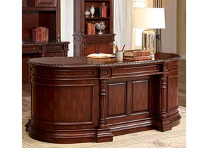 Roosevelt Cherry Oval Office Desk